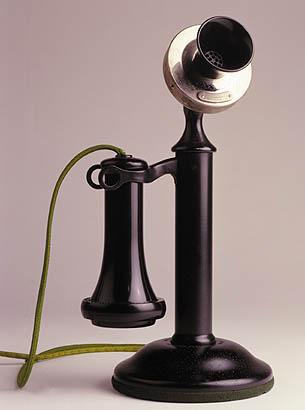 كيف تعمل شبكة الهاتف الثابت ؟ Telephone