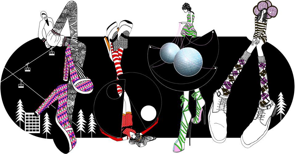 EL RINCÓN DE LA BELLEZA por Andrómeda - Página 15 Fashionillustration