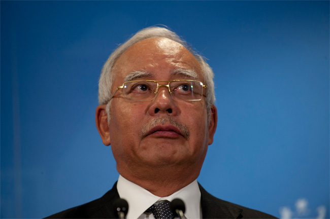 NEIL KEENAN UPDATE | They Are All Watching You: 'Malaysia' Najib-Razak