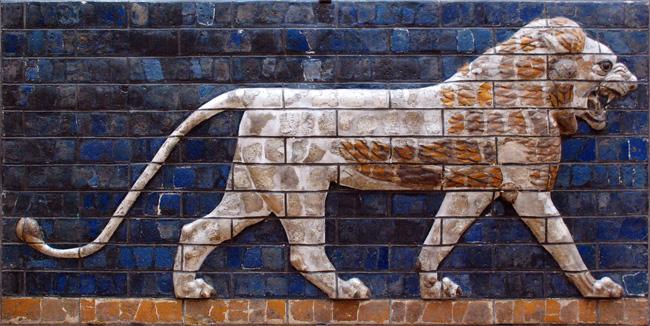 NEIL KEENAN UPDATE | Revolution Babylonian-money-magic-art