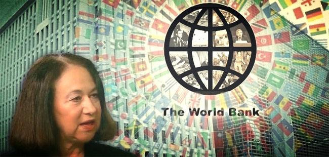 NEIL KEENAN UPDATE | History & Events Timeline Karen-hudes-world-bank-zionist