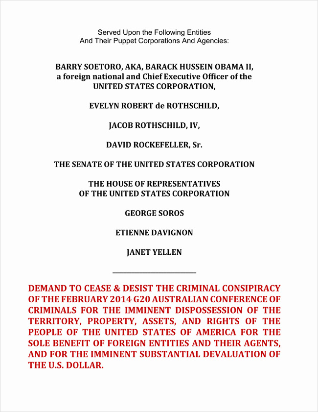 NEIL KEENAN UPDATE | THE CONNECTION BETWEEN 9/11, JFK AND THE GLOBAL COLLATERAL ACCOUNTS Keenan-cease-and-desist-1