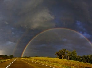 Synchronicity & The Mystery of Chance Flickr-Double-Rainbow-davedehetre-300x223