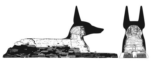 What Was the Sphinx? Anubis0011