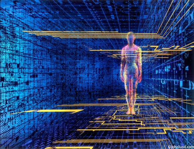 The Nature of Mind and the Holographic Brain Holographic-Reality