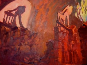 Institutional Thinking – The Matrix, 1984 and The Allegory of The Cave Platos-Cave-300x224