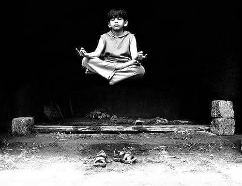 The 4 Scariest (But Secretly Wonderful) Steps toward Enlightenment Enlightenment