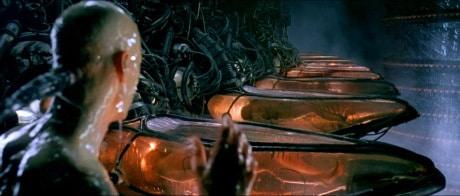 Transhuman Birth Trauma The Transhumanism Fantasy is a Failure for Humanity Neo-Matrix-