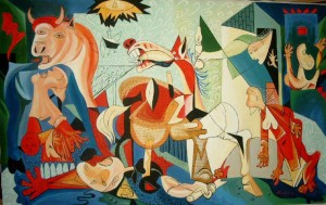 The Psychic Roots of Tyranny Guernica-300x189