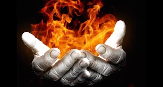 Is Your God a Devil?  God-hands