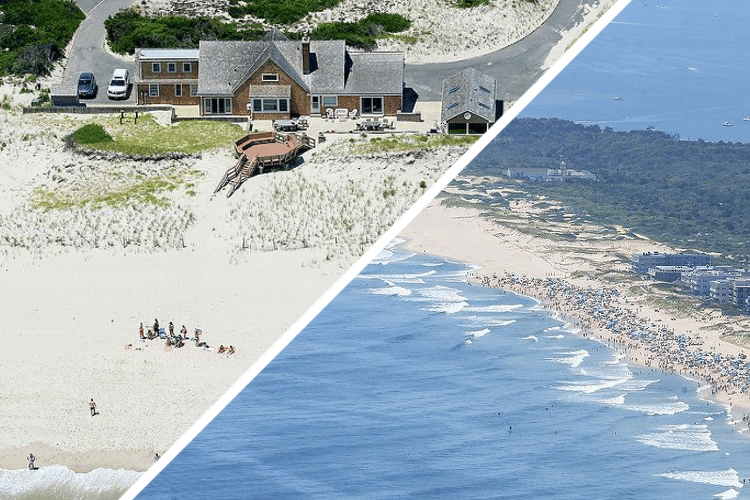 Photos of NJ Governor Claiming Closed Beach for His Personal Use WHAT AN ASSHOLE!! NJ-Gov