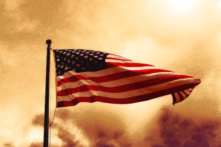 Nationalism is just hoping you are protected by the (temporarily) strongest bully. American-Flag-Waving-1