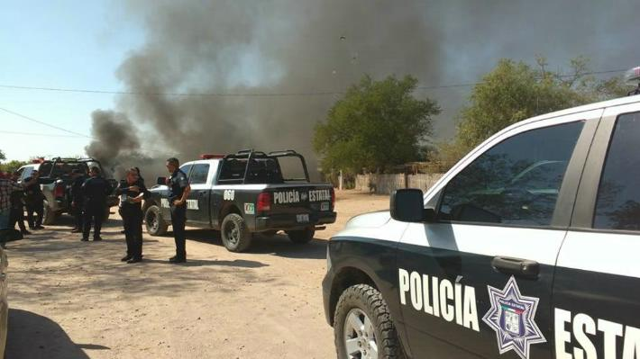 """The Yaquis People Forcefully Halted A Pipeline's Construction: """"Standing Rock Of Mexico"""" 1534414-N"""