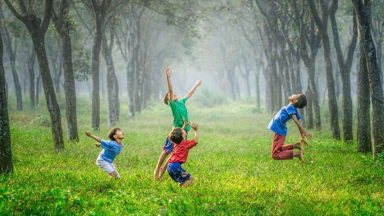 Research Measures How Nature and Activity Affect Brain Development in Children Robert-collins-333411-unsplash