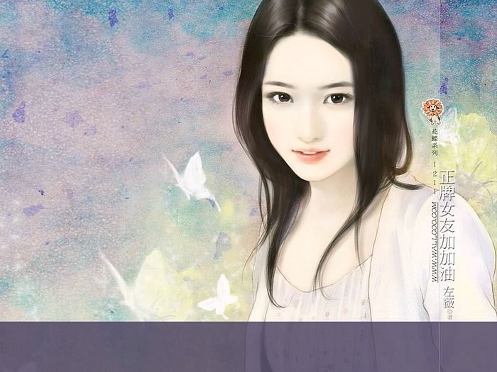 خلفيات كمبيوتر للبنات Art_paintings_of_sweet_girls_bi41211