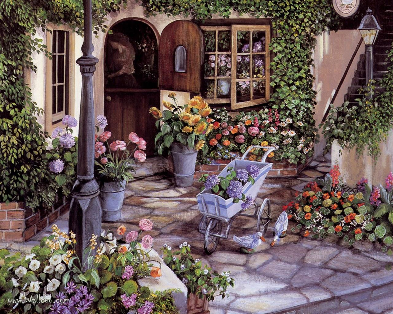 ...DE SUSAN RÍOS... Art_painting_of_Susan_Rios_35_Phoebe_2