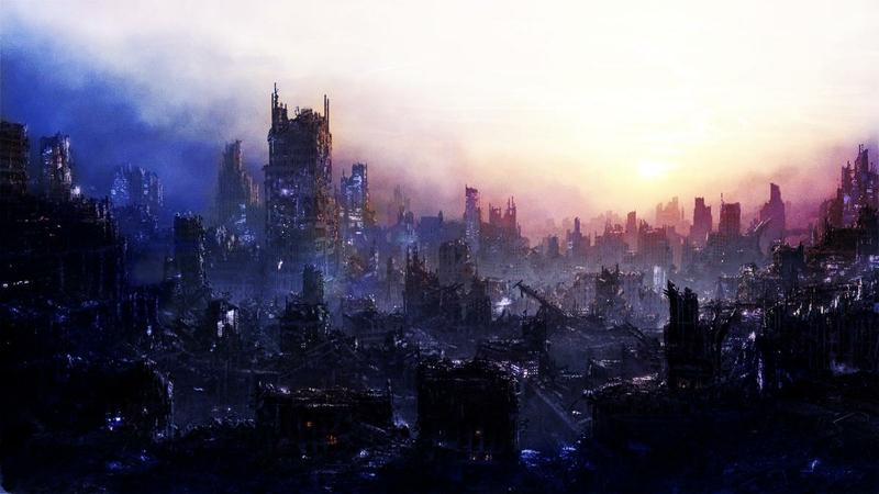 [SVM : Hommage] L'anti-vie (JSA) After-the-apocalypse