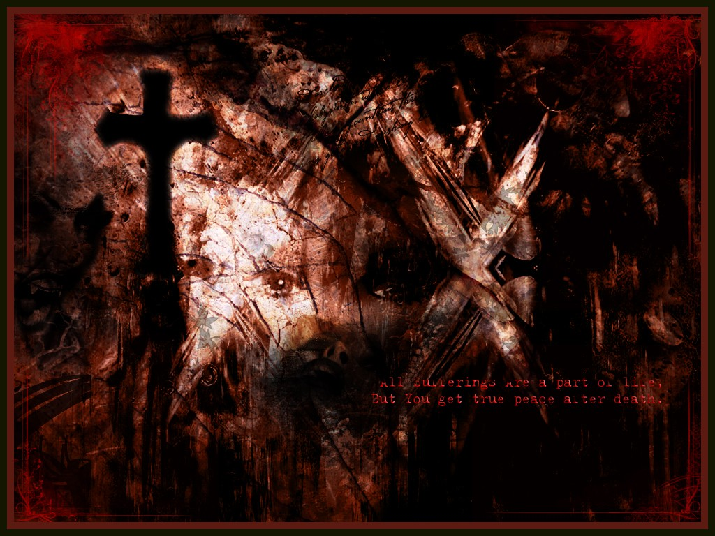 Immagini da Paura *-* Evil%20Horror%20Wallpaper%20034