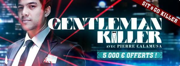 Gentleman Killer – avec Pierre Calamusa 408995635e739553a9112