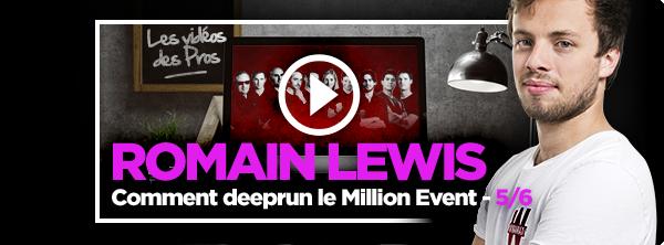 [Vidéo] Le Million Event main par main, avec rLewis 10312520295acf6d868711b
