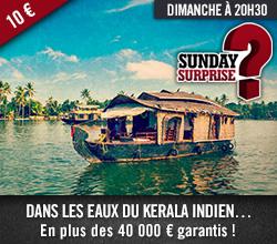 Sunday Surprise, de l'exceptionnel tous les dimanches ! 14582683057b56ba66456d