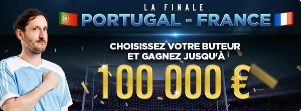 La finale – 100 000 € à gagner pour Portugal - France ! 1584344860577f8535e60de