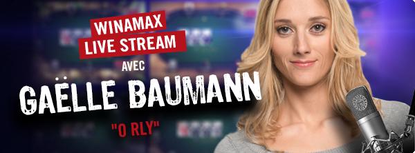 Gaëlle Baumann en direct sur Twitch ce soir 17419656825a00282907c35