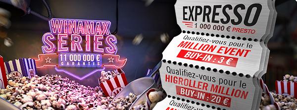 Winamax Series XIX : 11 000 000 € et des Expresso Qualifier 1840702938595e0c6d886c1