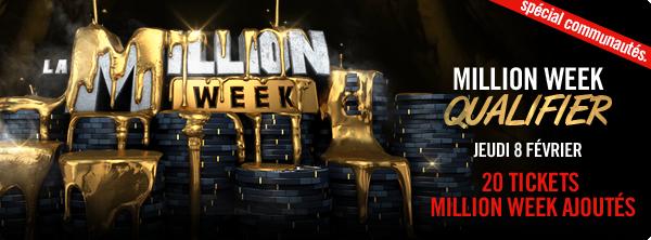 Qualifiez-vous pour la Million Week pour 2 € ! 19388414375a7b0d496c0c4