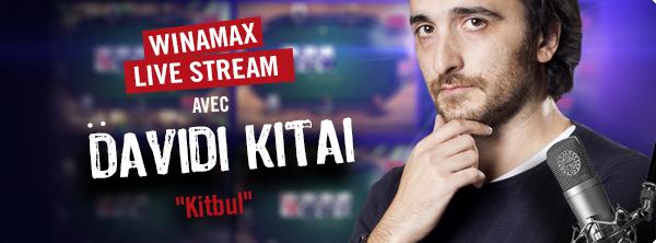 Winamax Live Stream : Davidi Kitai en direct lundi 9020163215a05840f87f8a