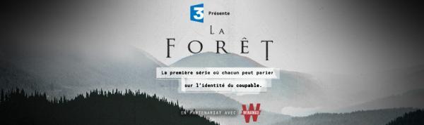 La Forêt : la série qui vous laisse parier sur le coupable 12858812645a14615da406d
