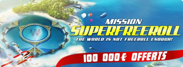 Super Freeroll 100 000 € : votre saga de l'été ! 8047058495d10f0a6b2b98