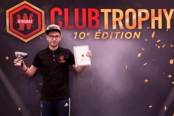 Winamax Club Trophy - 10e Edition 9507458975ccaea0169c7e