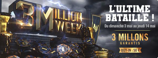 3 Million Week KO – Le plus précieux des trésors 2949031435ea83923986f7
