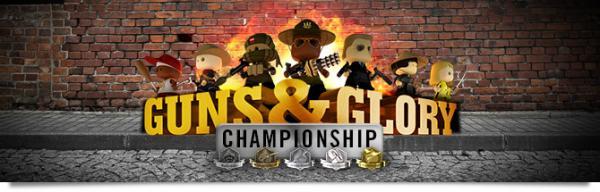 Guns&Glory Championship – Marquez votre territoire 13974375645ddd004c71a60