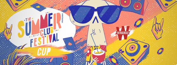 Summer Club Festival : La CUP - Rappel 16066018645f0c5f2f9c5f7