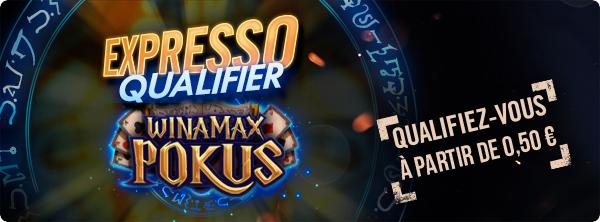 Winamax Pokus – 7 000 000 € garantis ! 7303559925f883f8292b09