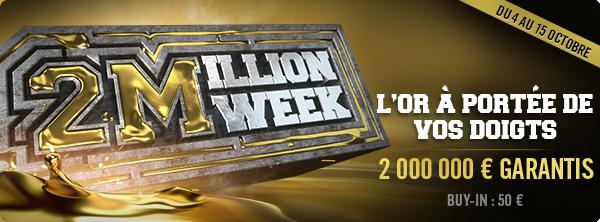 2 Million Week KO - L'or à portée de vos doigts 15710141575f68665f8b7b5