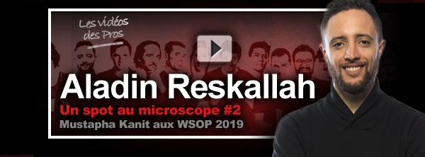 [Vidéo] Aladin Reskallah : un spot au microscope (2) 7475462565ecf8aa8a646f