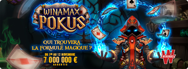 Winamax Pokus – 7 000 000 € garantis ! 817998875f856be07abe8
