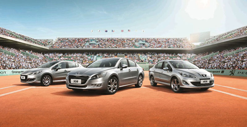 2010 - [Peugeot] 508 [W23/2] - Page 31 Peugeot-Roland-Garros-2012