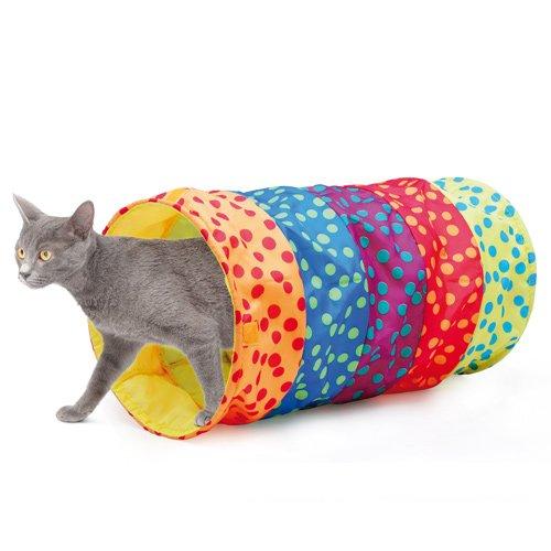 tout est multicolore - Page 3 Camon-tunnel-modulaire-en-nylon-pois-multicolore-long-cm