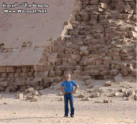 حقيقة بناء الأهرامات معجزة قرآنية بالصور Ahramat3