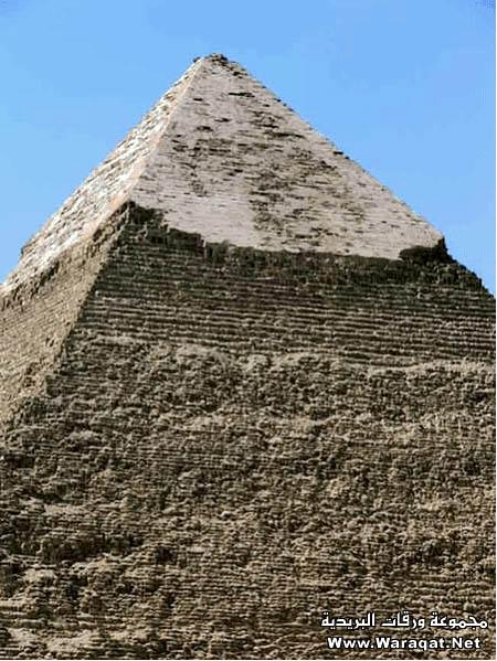 حقيقة بناء الأهرامات معجزة قرآنية بالصور Ahramat5