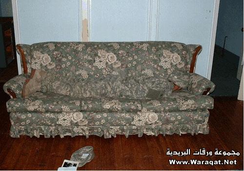 عسكري متخبي عن زوجته  Mn7ash