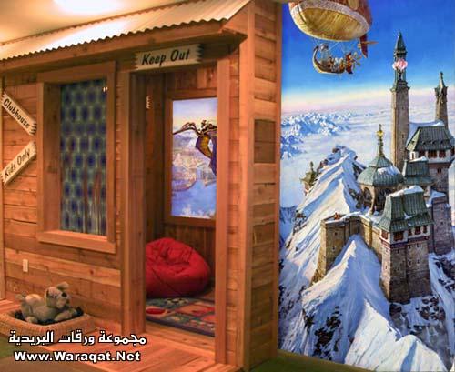 فن الرسم على المنازل  Rasem-almanzel20
