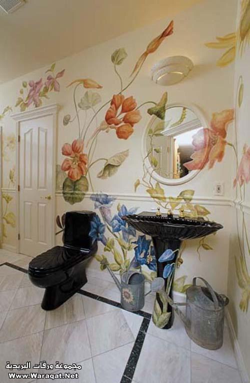 فن الرسم على المنازل  Rasem-almanzel9