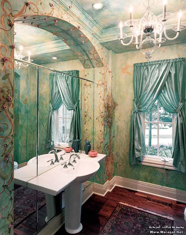 حمامات ذوق 2011، حمامات بألوان جذابه 2011 ، ديكورات حمامات ذوق 2011 ، حمامات روعة Wc_ceoot17