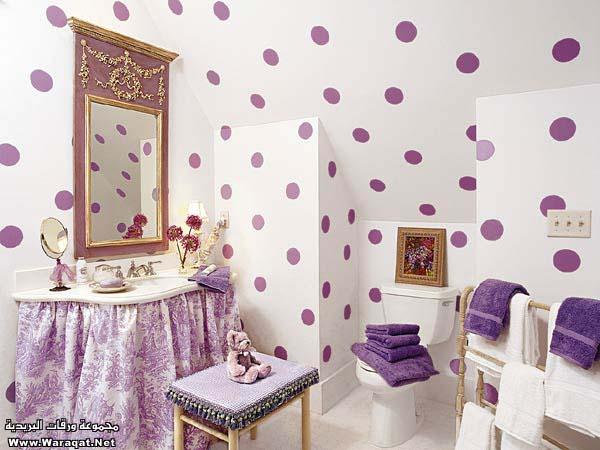 حمامات ذوق 2011، حمامات بألوان جذابه 2011 ، ديكورات حمامات ذوق 2011 ، حمامات روعة Wc_ceoot2