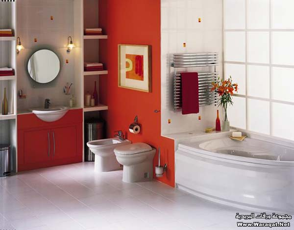 حمامات ذوق 2011، حمامات بألوان جذابه 2011 ، ديكورات حمامات ذوق 2011 ، حمامات روعة Wc_ceoot5